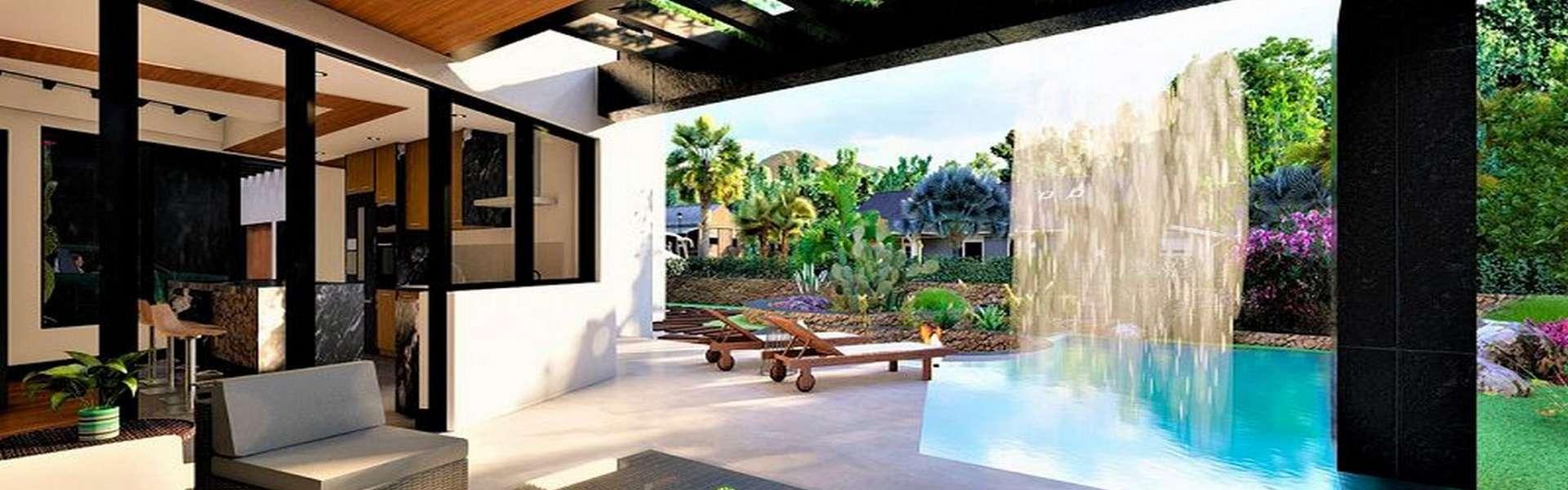 New construction villa close to the beach in Sa Ràpita with wide sea view