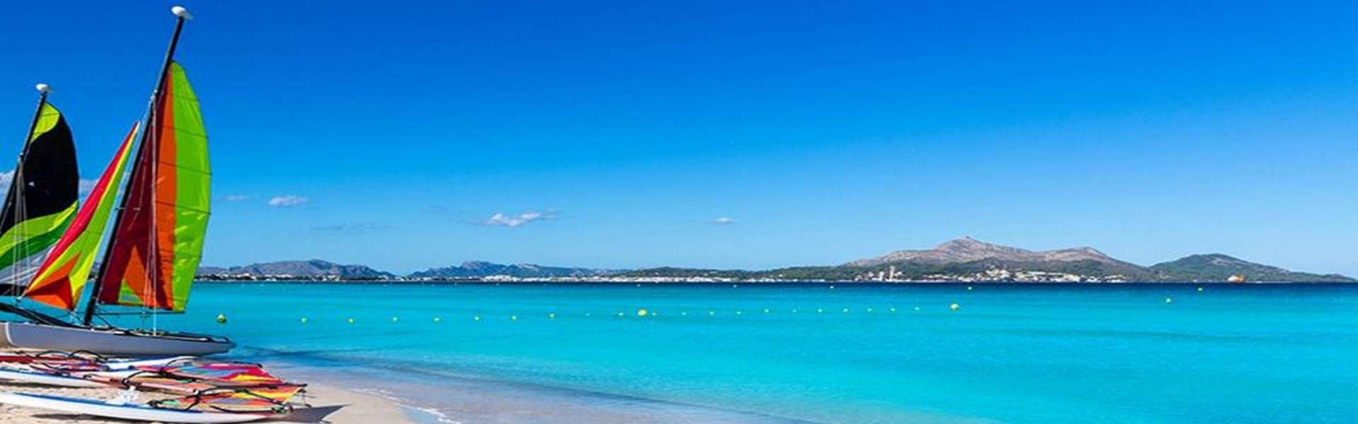 Colònia de Sant Pere - Detached luxury villas with sea views near the beach